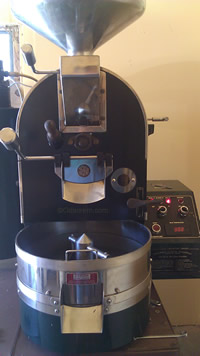small coffee roaster